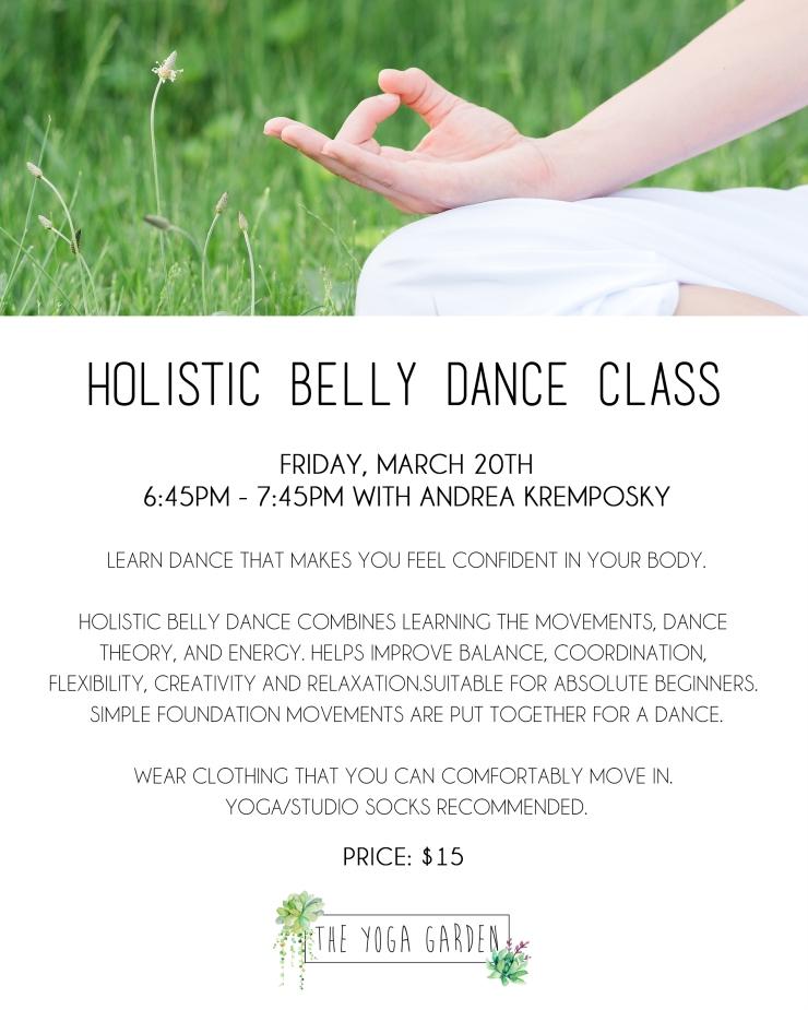 Belly-Dance-Class